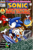 Sonic the Hedgehog Triple Trouble Cover