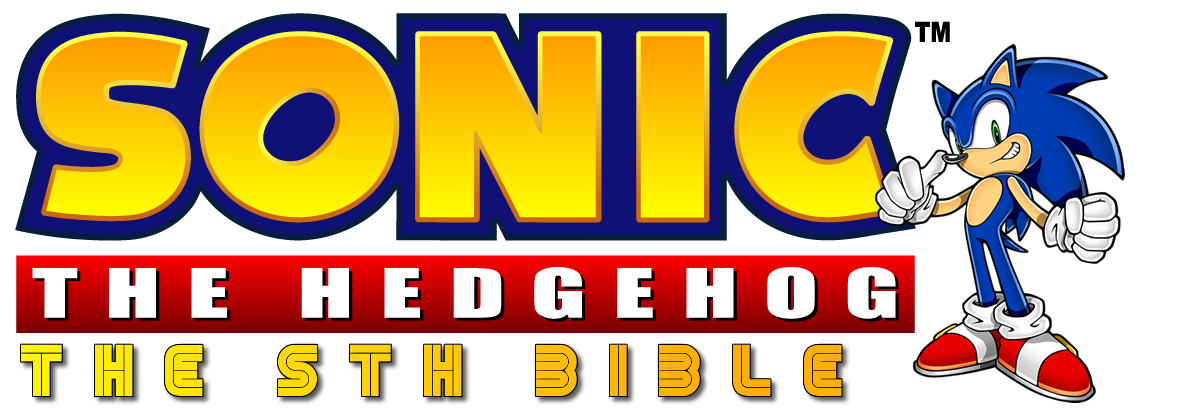 Sonic the Hedgehog Bible header